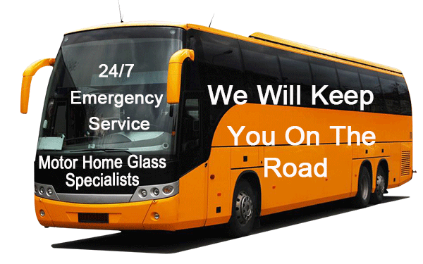 Motor Home Glass replacement Hervey Bay Maryborough